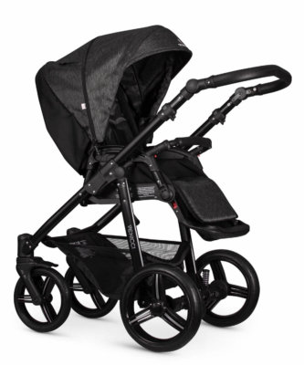 Carucior 3 in 1 Venicci Denim Black - Modul sport