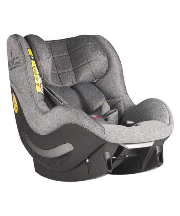 Scaun auto copii venicci-aerofix grey